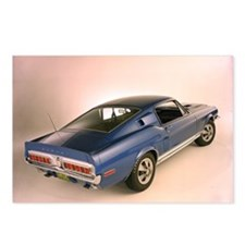Shelby Mustang Postcards (Package of 8)