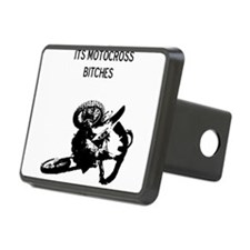 its motocross bitches Hitch Cover
