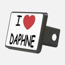 I heart DAPHNE Hitch Cover