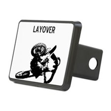 motocross layover Hitch Cover