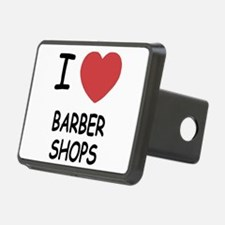 I heart barbershops Hitch Cover