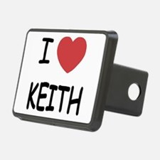 I heart KEITH Hitch Cover