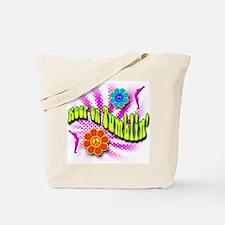 Tumblin' Tote Bag