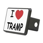 TRAMP.png Rectangular Hitch Cover