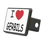 GERBILS.png Rectangular Hitch Cover