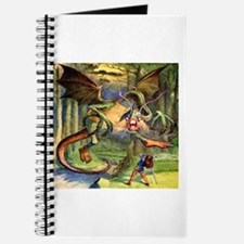 Beware the Jabberwock, My Son Journal
