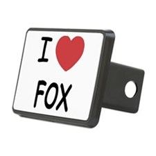 FOX.png Hitch Cover