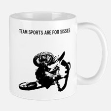 motocross team sports are for sissies Mug