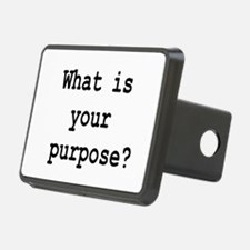 yourpurpose.png Hitch Cover