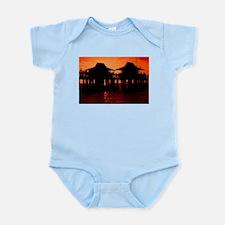 Naples Florida Infant Bodysuit