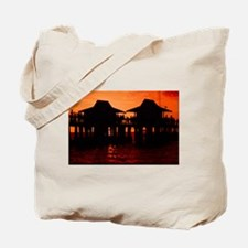 Naples Florida Tote Bag