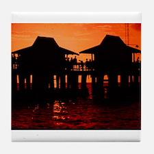 Naples Florida Tile Coaster