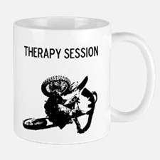 motocross therapy in session Mug