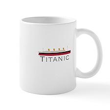 Titanic Small Mug