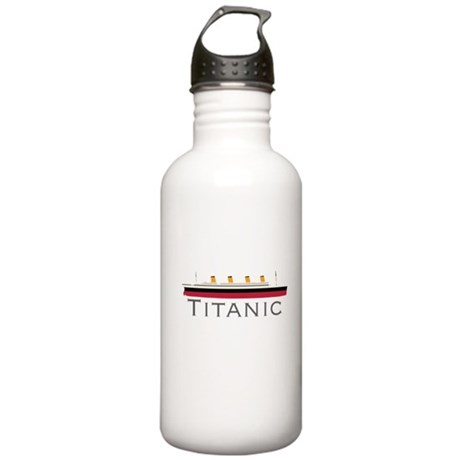 Titanic Stainless Water Bottle 1.0L