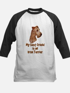 My best friend is an Irish Terrier Tee