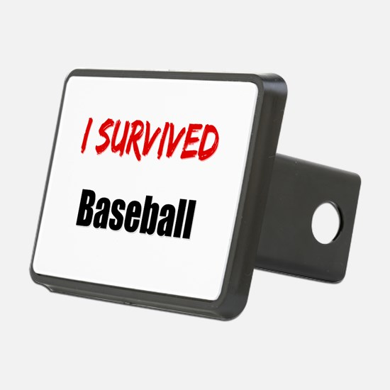 I survived BASEBALL Hitch Cover