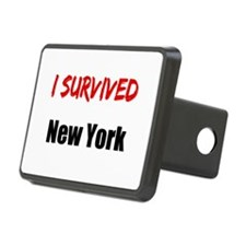 I survived NEW YORK Hitch Cover