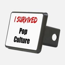 I survived POP CULTURE Hitch Cover