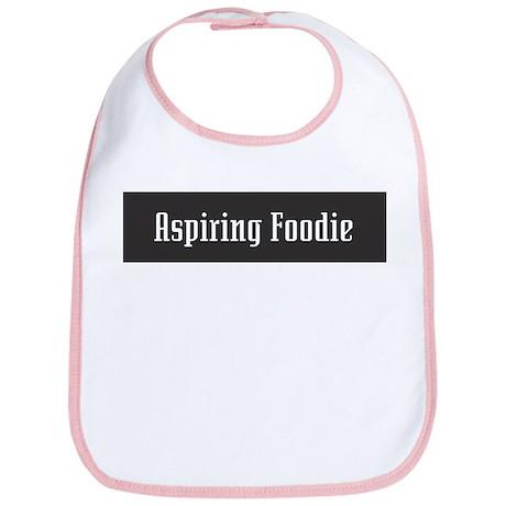 Aspiring Foodie Bib