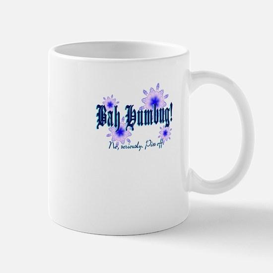 Bah Humbug! No, really. Mug
