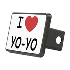 I heart Yo-Yo Hitch Cover