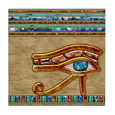 Harvest Moons Eye of Ra Tile Coaster