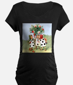 Painting the Queen's Roses T-Shirt