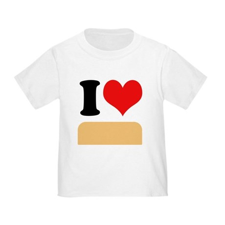 I heart Twinkies Toddler T-Shirt