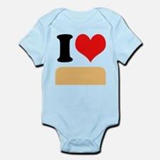 I heart Twinkies Infant Bodysuit