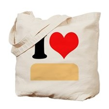 I heart Twinkies Tote Bag