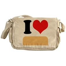 I heart Twinkies Messenger Bag