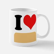 I heart Twinkies Mug