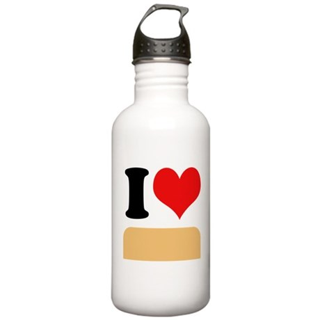 I heart Twinkies Stainless Water Bottle 1.0L