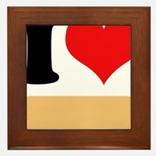 I heart Twinkies Framed Tile