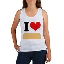 I heart Twinkies Women's Tank Top
