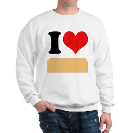 I heart Twinkies Sweatshirt