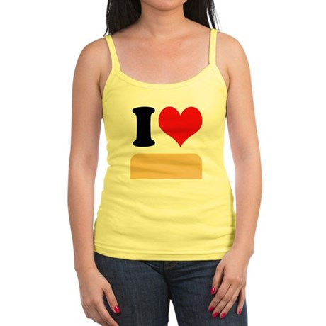 I heart Twinkies Jr. Spaghetti Tank