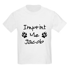 Imprint Me Jacob - Black T-Shirt