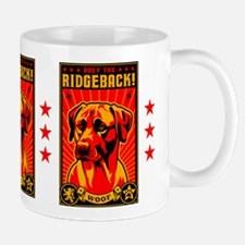 Rhodesian RIDGEBACK! propaganda Mug