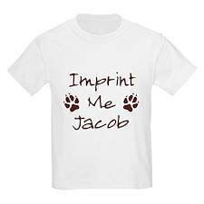 Imprint Me Jacob - Brown T-Shirt