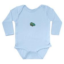 Shado 2 Long Sleeve Infant Bodysuit