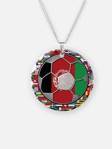 Afghanistan Flag World Cup Football Soccer Ball Ne