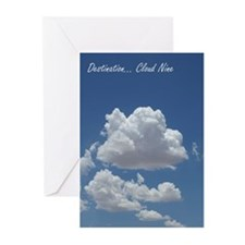 Destination Cloud Nine Greeting Cards (Pack of 6)