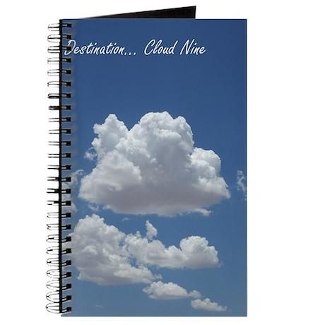 Destination Cloud Nine Journal