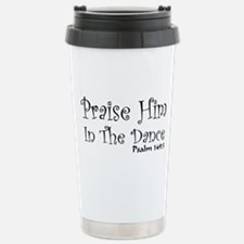 Cute Praise kids bible children church Travel Mug