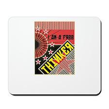 free thinker Mousepad