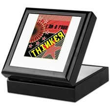 free thinker Keepsake Box