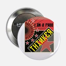 "free thinker 2.25"" Button"