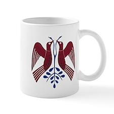 2 Red Birds Mug